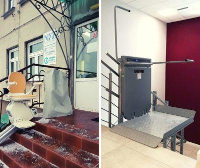 krzeselko-i-platforma-schodowa-dla-przychodni-zdrowia