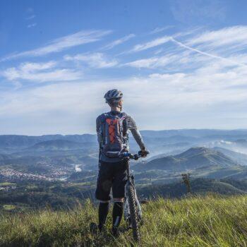 rower w góry